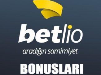Betlio Bonusları