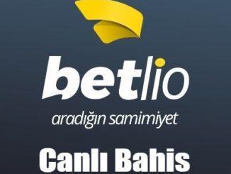 Betlio Canlı Bahis